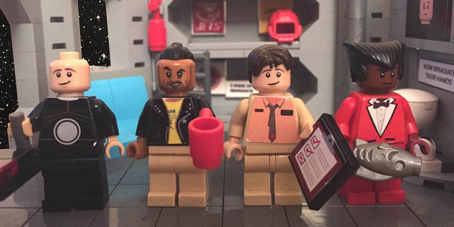 Red Dwarf Lego - British Comedy Guide