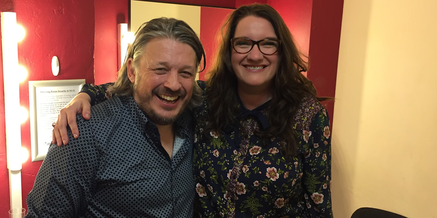 Rhlstp 131 Sarah Millican Rhlstp With Richard Herring