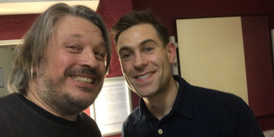 RHLSTP with Simon Brodkin
