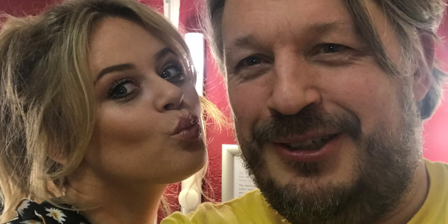 RHLSTP 203 - Emily Atack - RHLSTP with Richard Herring
