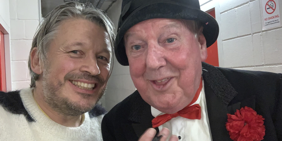 RHLSTP 225 - Jimmy Cricket - RHLSTP with Richard Herring - British Comedy Guide