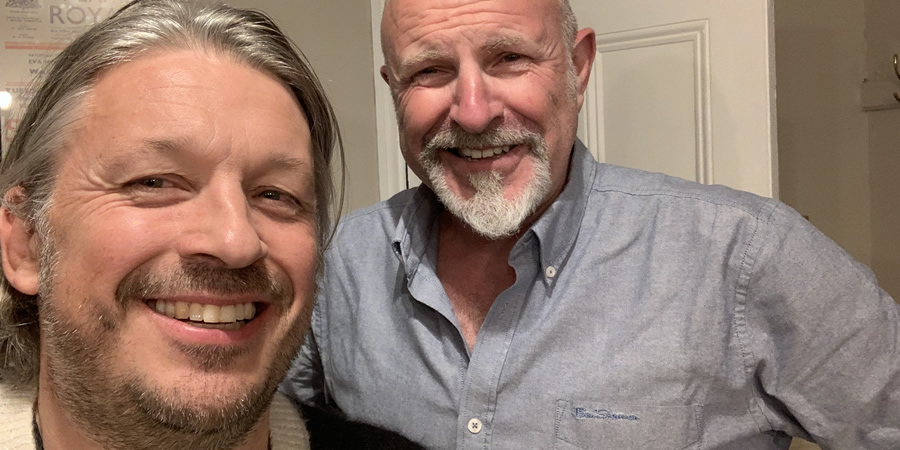 RHLSTP 239 - Simon Evans - RHLSTP with Richard Herring - British Comedy Guide