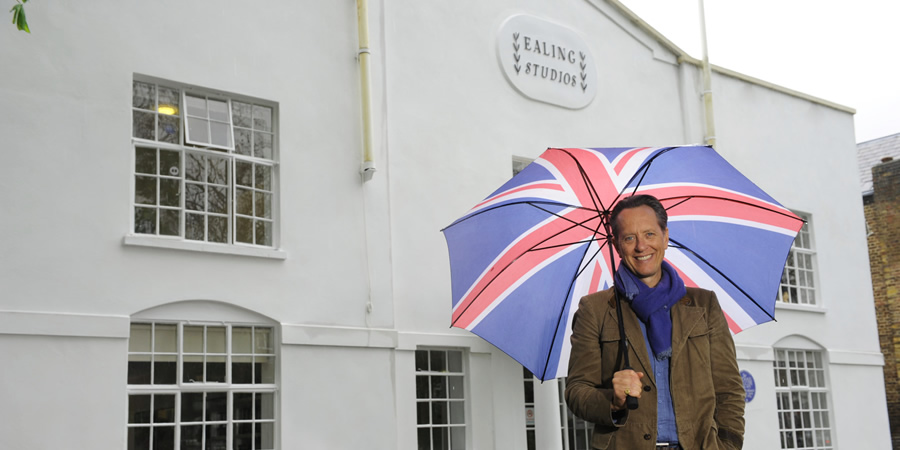 Richard E. Grant On... Ealing Comedies. Richard E. Grant.