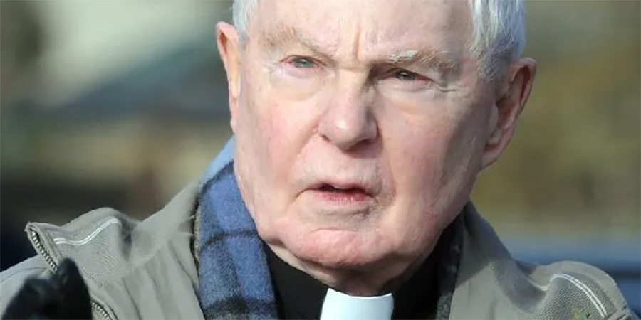 Say Your Prayers. Father Enoch (Derek Jacobi).