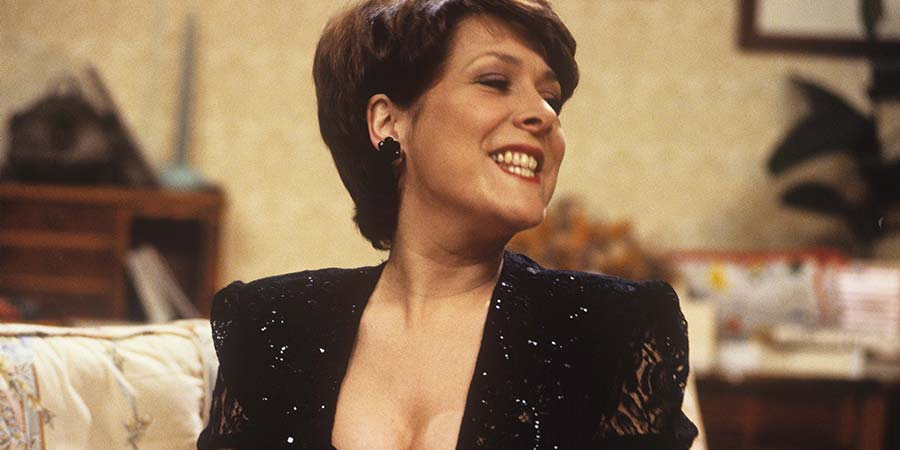 Second Thoughts. Faith (Lynda Bellingham). Copyright: London Weekend Television.