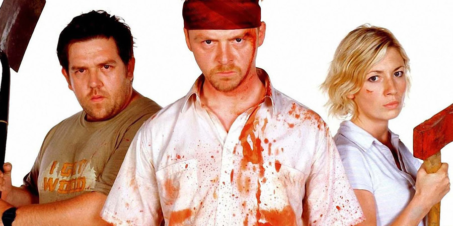 Shaun Of The Dead Cast And Crew Credits British Comedy Guide