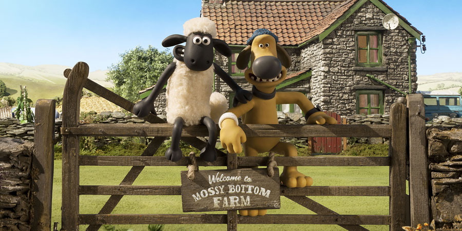 Shaun The Sheep. Copyright: Aardman Animations.
