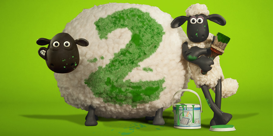 Shaun The Sheep Movie 2. Copyright: Aardman Animations.