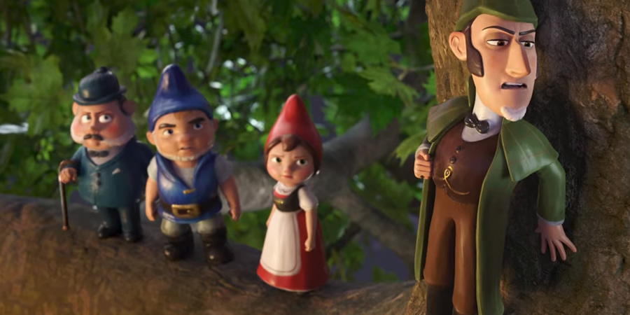 Sherlock Gnomes. Copyright: Rocket Pictures.