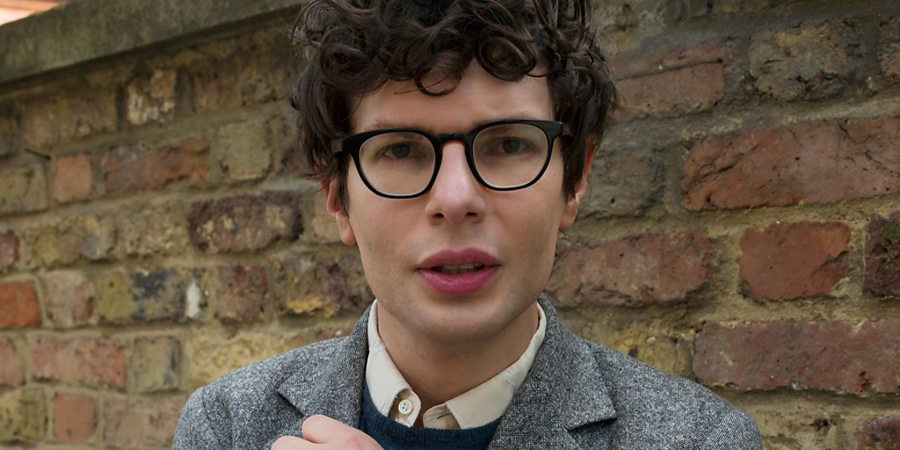 Carnage - Swallowing The Past. Simon Amstell.