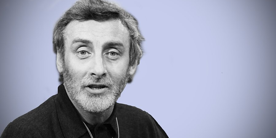 Spike Milligan: Inside Out. Spike Milligan. Copyright: BBC.