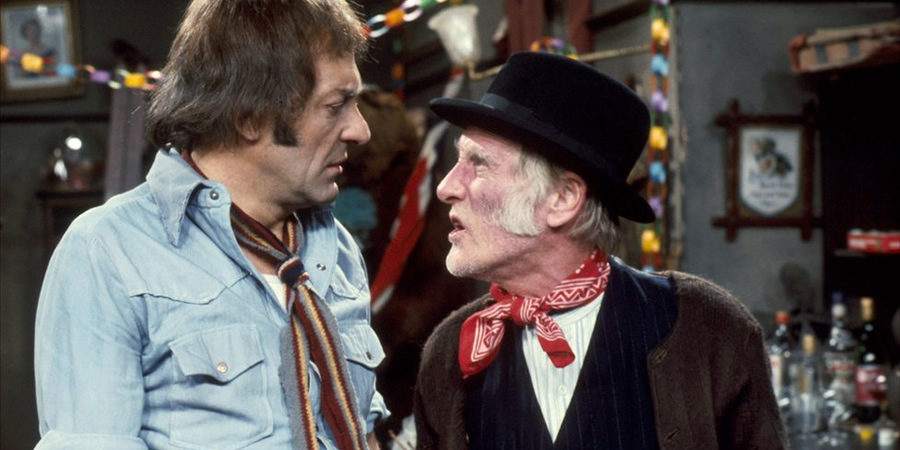 Steptoe And Son Rides Again