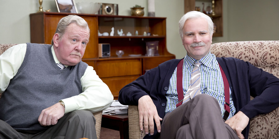 Ford Kiernan and Greg Hemphill interview - Still Game - British