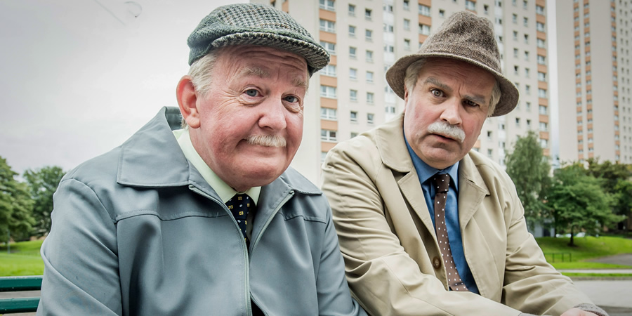 Still Game interview