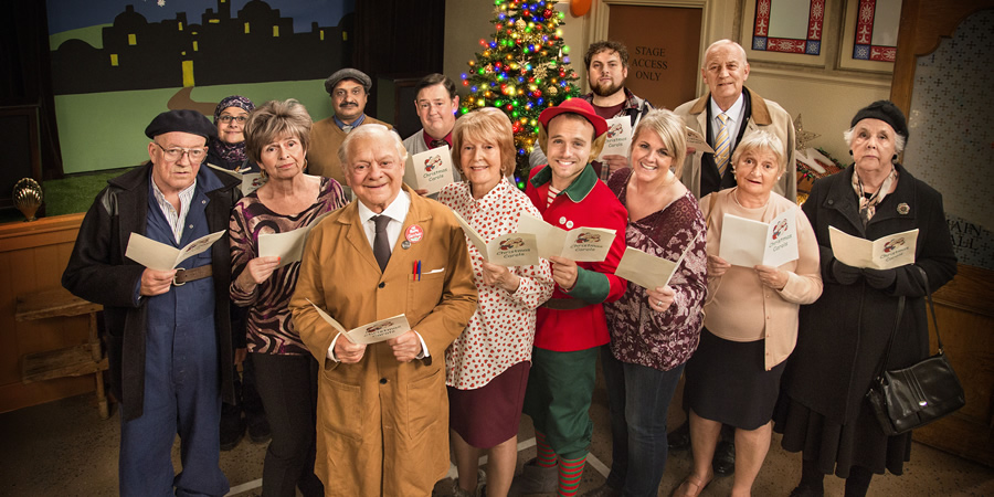 still open all hours image shows from l to r gastric tim healy - All About Christmas Eve Cast