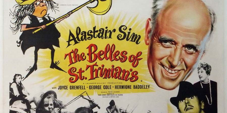 Image result for belles of st trinians
