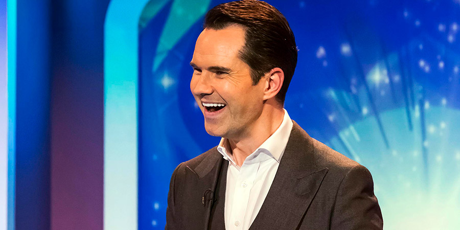The Big Fat Quiz Of Everything. Jimmy Carr.