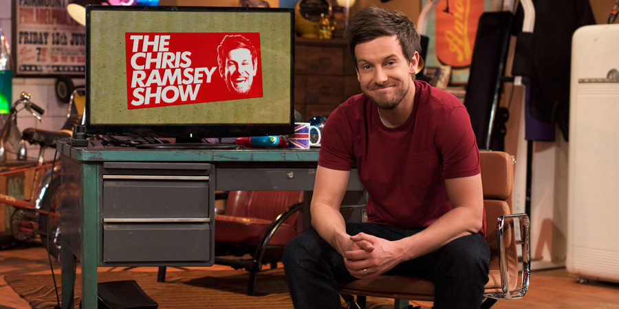 Watch The Chris Ramsey Show Season 1, Episode 3 s1e3