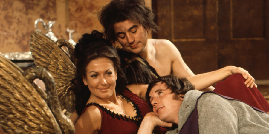 The Complete And Utter History Of Britain. Terry Jones. Copyright: London Weekend Television.