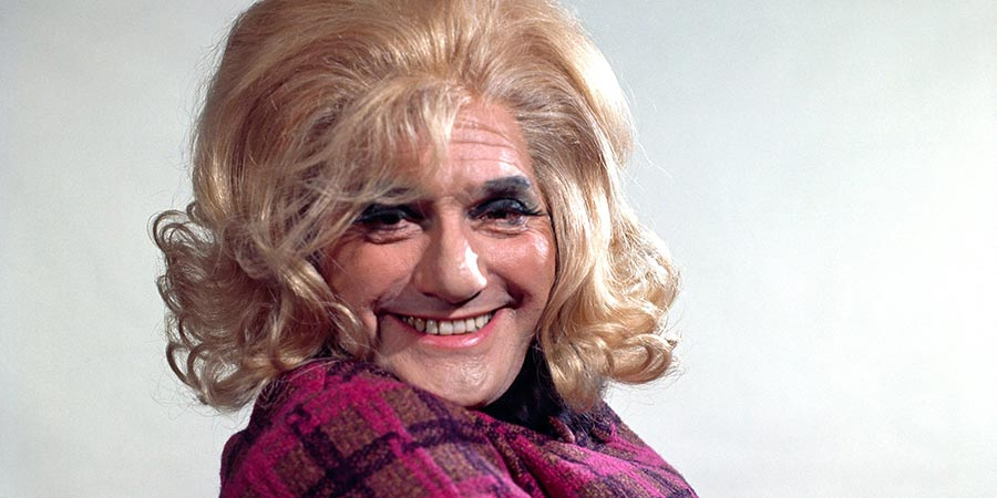 The Dick Emery Show. Dick Emery. Copyright: BBC.