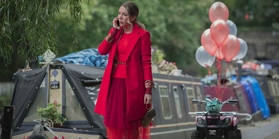 The Duchess: Who is Kate Byrne? Is she Katherine Ryan's real daughter?