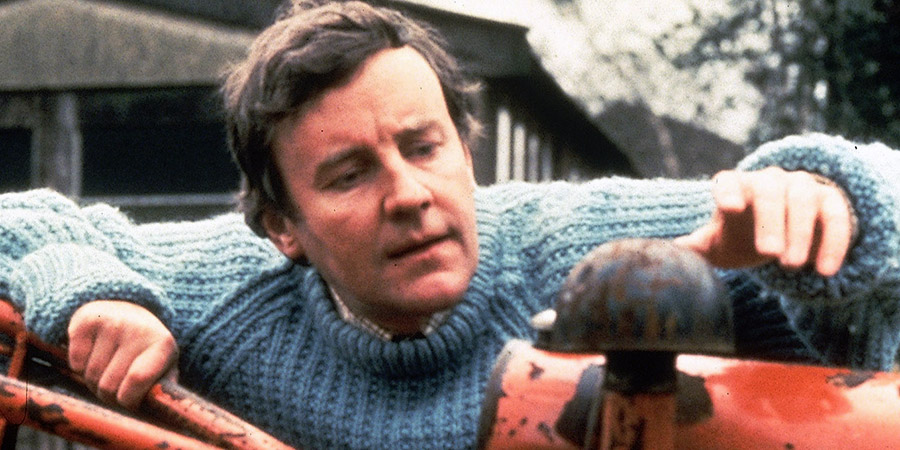 The Good Life. Tom Good (Richard Briers). Copyright: BBC.