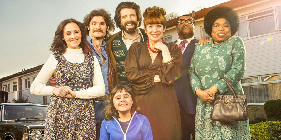 BBC One ends The Kennedys - News - British Comedy Guide - photo#24