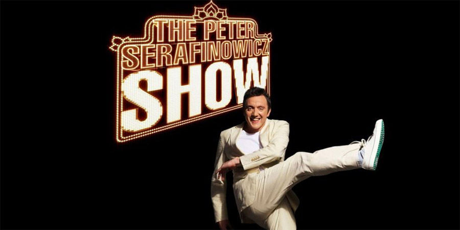 The Peter Serafinowicz Show. Peter Serafinowicz. Copyright: Objective Productions.