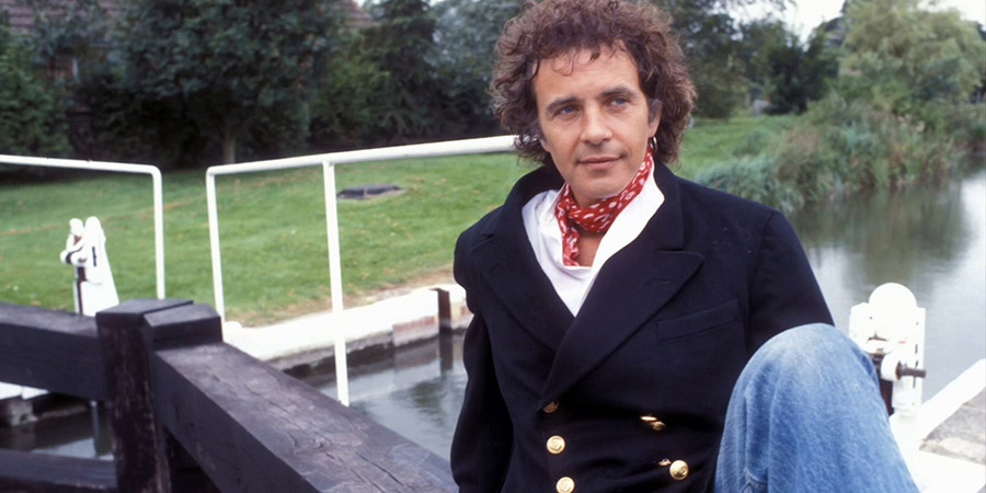 The River. Davey (David Essex). Copyright: BBC.