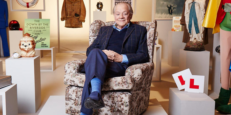 The Story Of... Only Fools & Horses. David Jason. Copyright: North One Television.