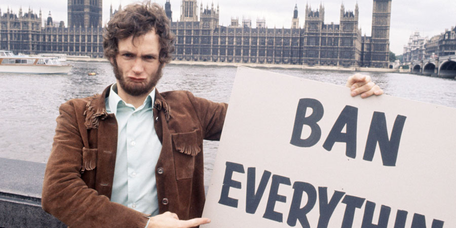 The World According To Kenny Everett. Kenny Everett. Copyright: Burning Bright Productions.