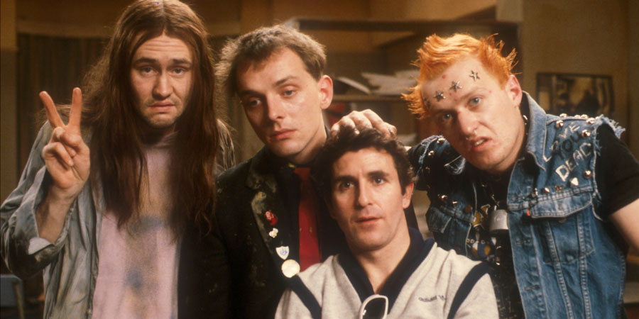 Image result for the young ones