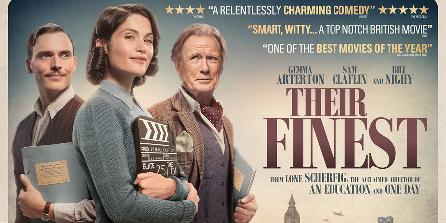 Their Finest trailer