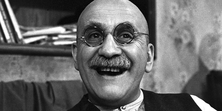 Till Death Us Do Part. Alf Garnett (Warren Mitchell). Copyright: BBC.