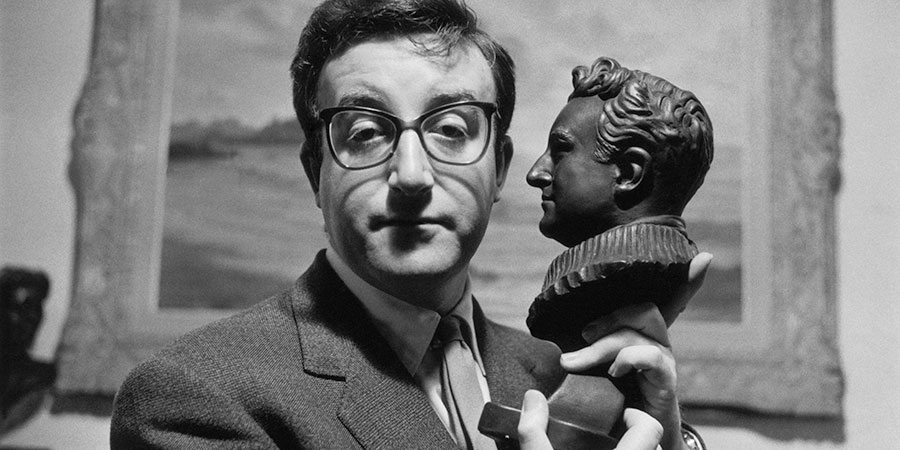 The Undiscovered Peter Sellers. Peter Sellers. Copyright: Getty Images.