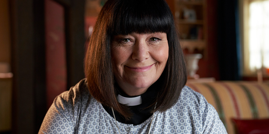 The Vicar Of Dibley. Copyright: Tiger Aspect Productions.