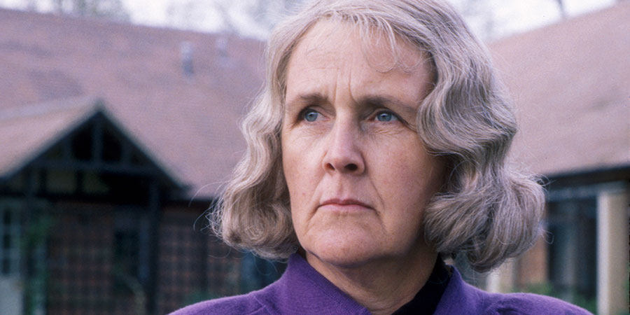Waiting For God. Diana Trent (Stephanie Cole). Copyright: BBC.