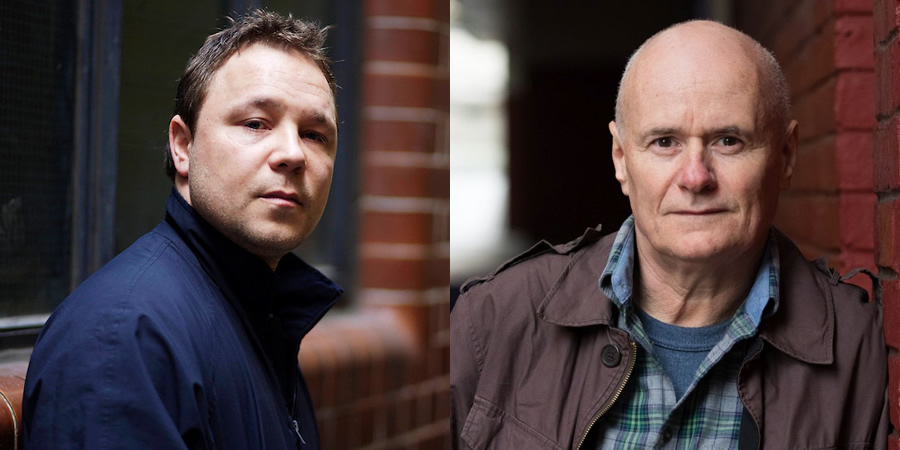 Walk Like A Panther. Image shows from L to R: Mark Bolton  (Stephen Graham), Trevor Bolton (Dave Johns).