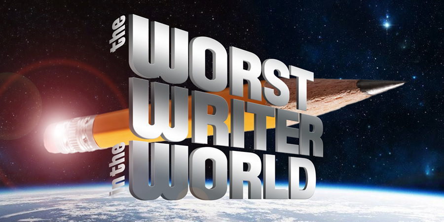 Worst Writer - The Firm, Part 1 - The Worst Writer in the World - British Comedy Guide