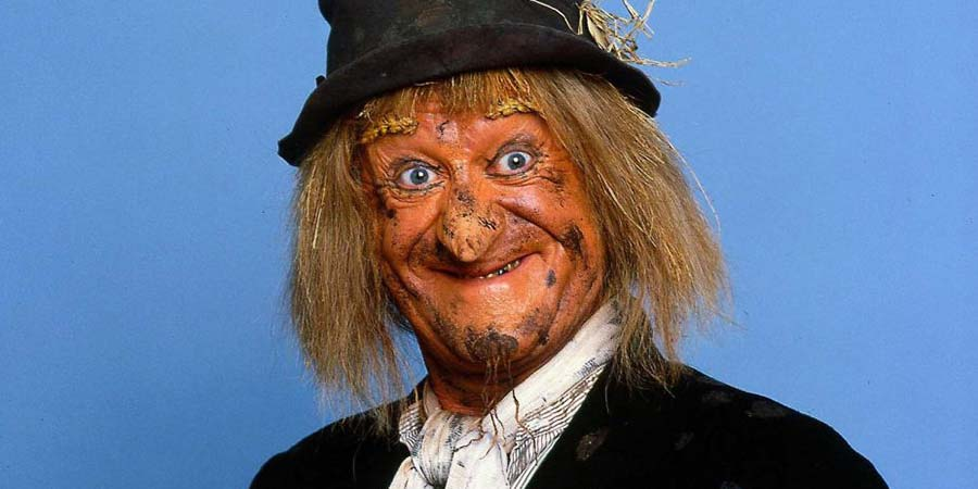 Worzel Gummidge competition - British Comedy Guide