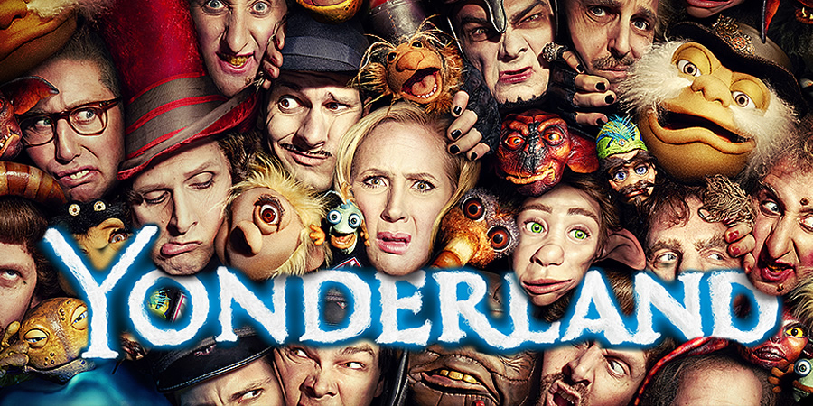 Yonderland. Copyright: Working Title Films.