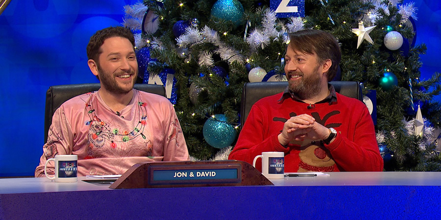 8 out of 10 cats does countdown christmas special