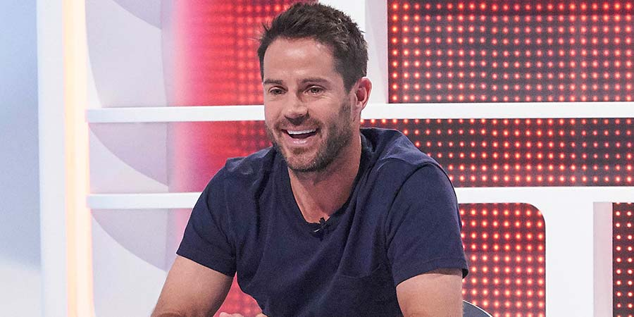 A League Of Their Own. Jamie Redknapp. Copyright: CPL Productions.