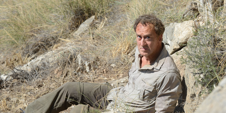 Benidorm. Grenville Titcombe (Angus Deayton). Copyright: Tiger Aspect Productions.