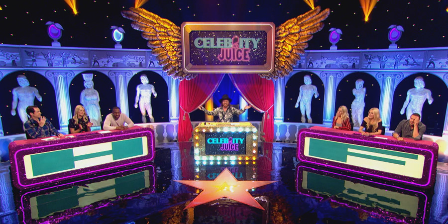Celebrity Juice Season 4 Episode 3 | Dave Berry, Heidi ...