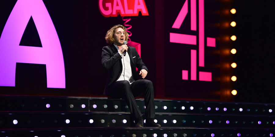 Channel 4's Comedy Gala. Seann Walsh.