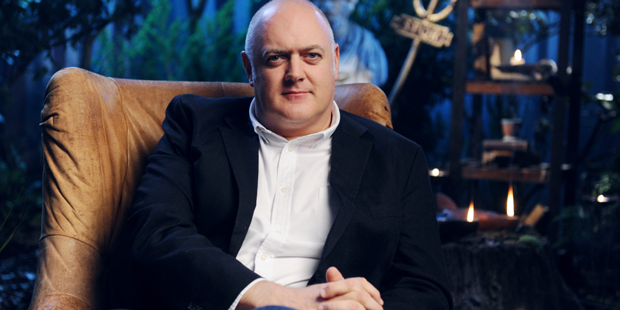Crackanory. Dara O Briain. Copyright: Tiger Aspect Productions.