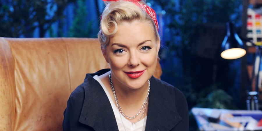 Crackanory. Sheridan Smith. Copyright: Tiger Aspect Productions.