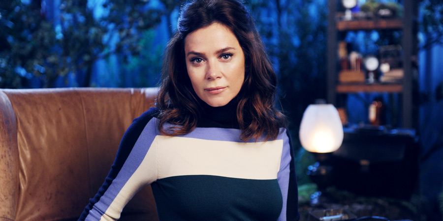 Crackanory. Anna Friel. Copyright: Tiger Aspect Productions.