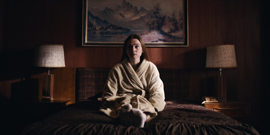 The End Of The F***ing World. Alyssa (Jessica Barden).
